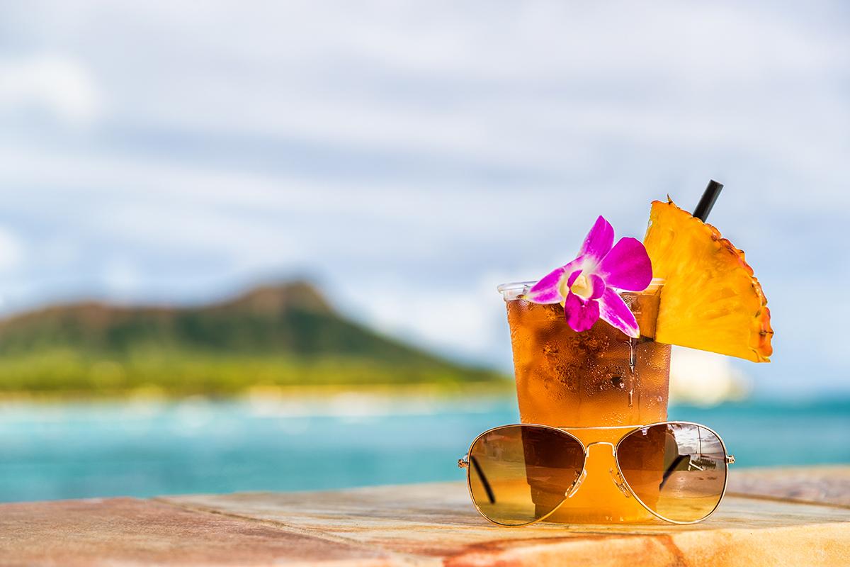 Shaken Stirred Punched Mixology Class Tiki Drinks Orange