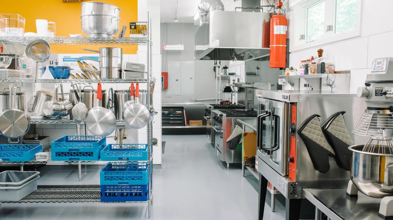 Shared Kitchen — Orange Door Hospitality
