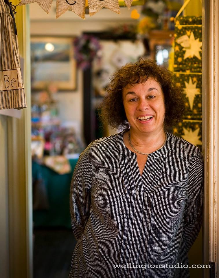 Susan Gelb, Owner