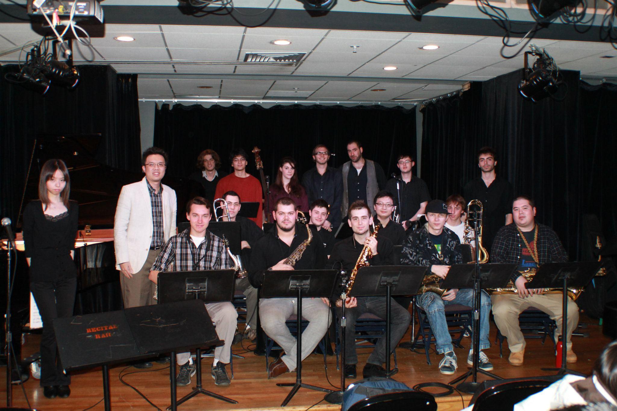 Peter Jonatan Big Band Orchestra Senior Recital-Berklee 2011