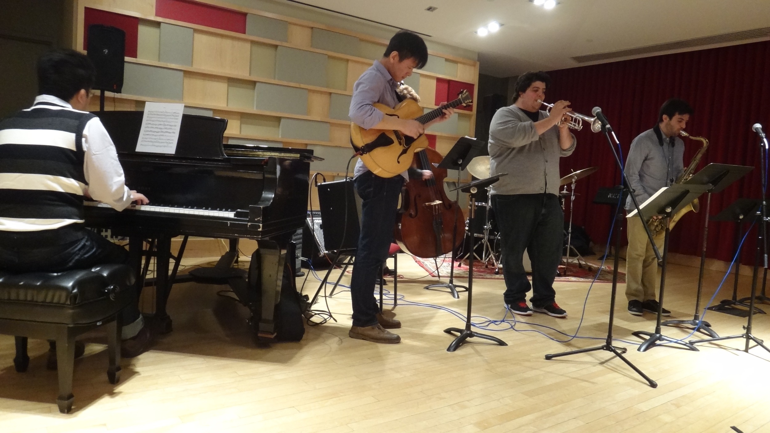 Ensemble at New England Conservatory