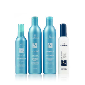 The ultimate volumising tools designed for fine, flat or limp hair. Instant Accentu8 series uses a unique blend of bio-marine extracts including Sea kelp to amplify volume in hair, leaving it full of body and movement.