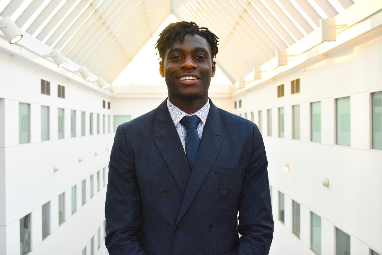 Cedric Mutebi - VP of Community Engagement
