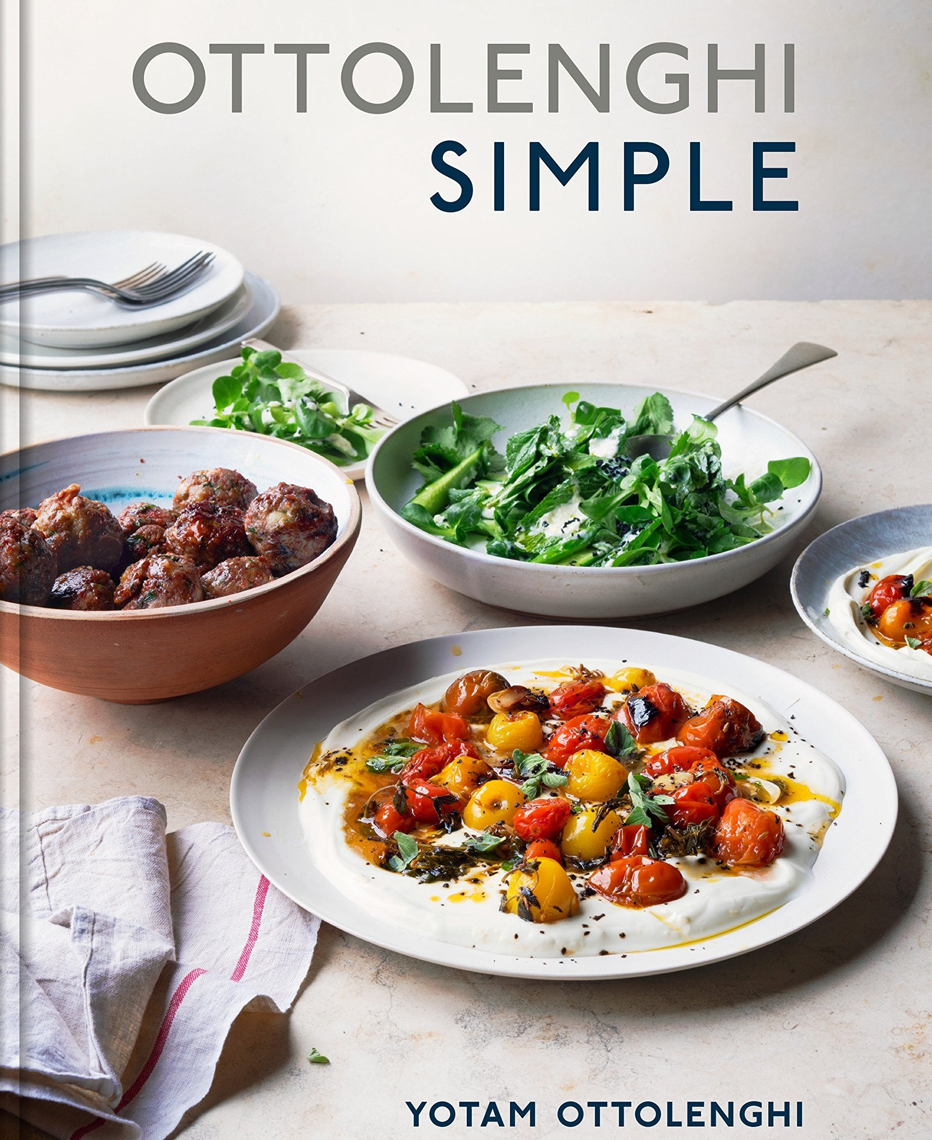 Simple by Yotam Ottolenghi -