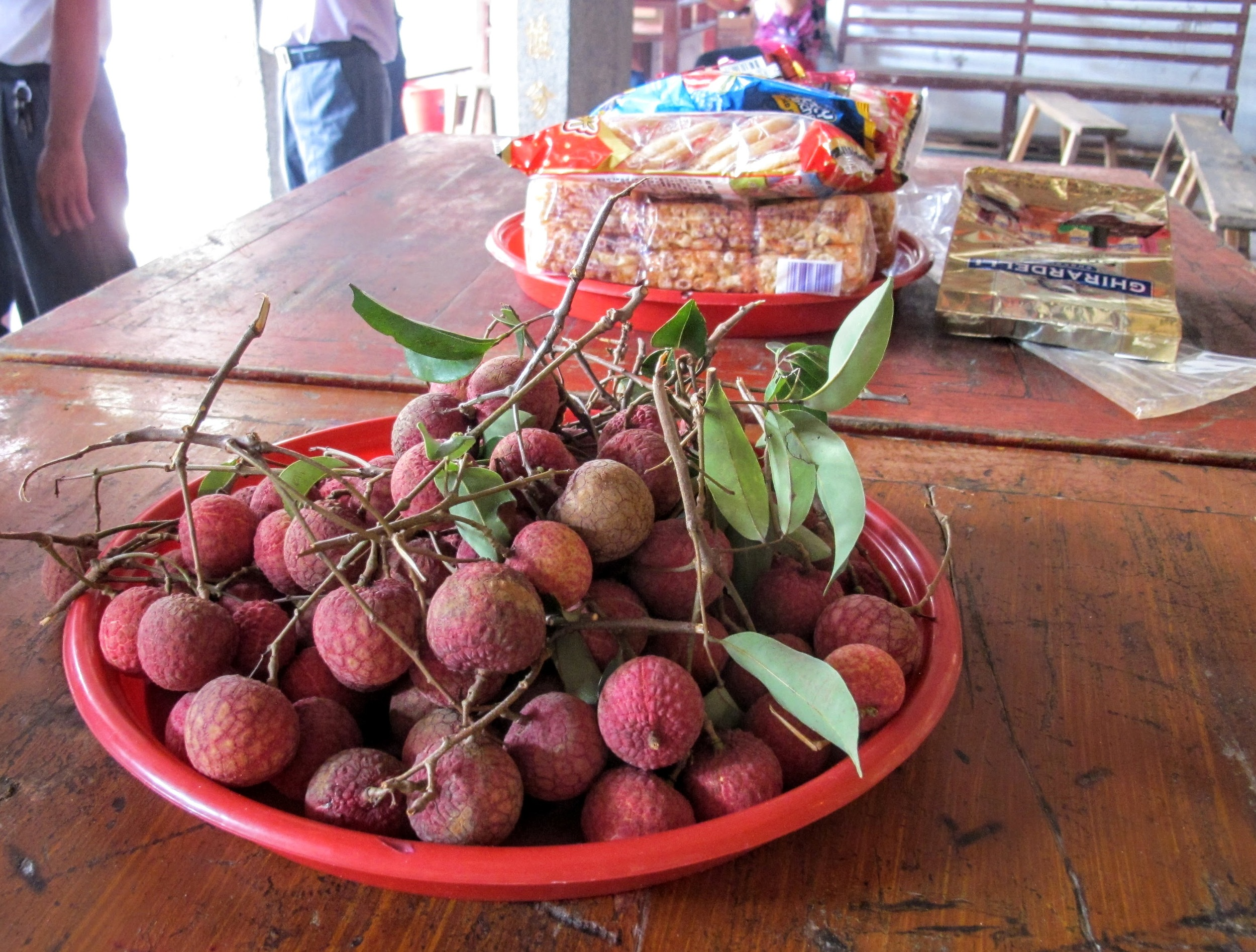 food offerings for our ancestors