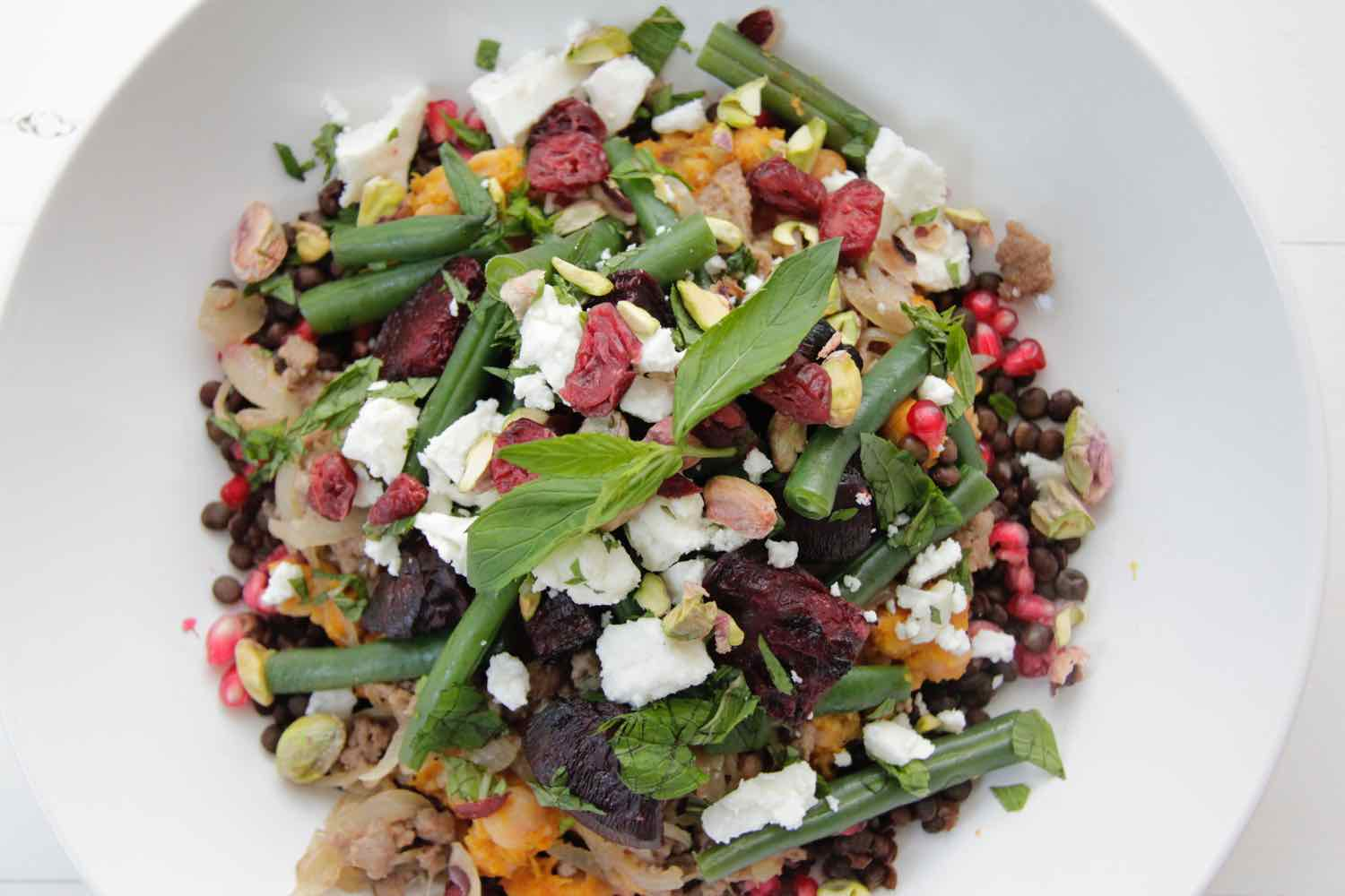 Favourite warm salad of the year
