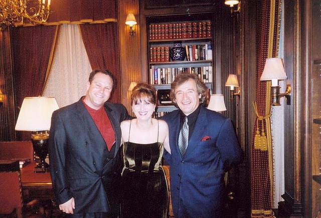 With violist Yariv Aloni and pianist Baya Kakouberi
