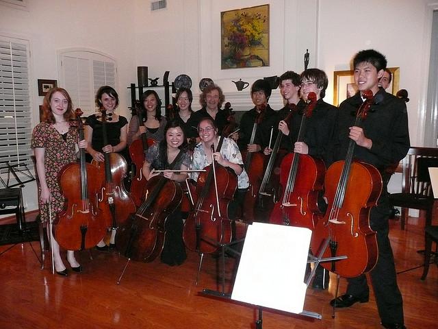 2008 Cello Clinic