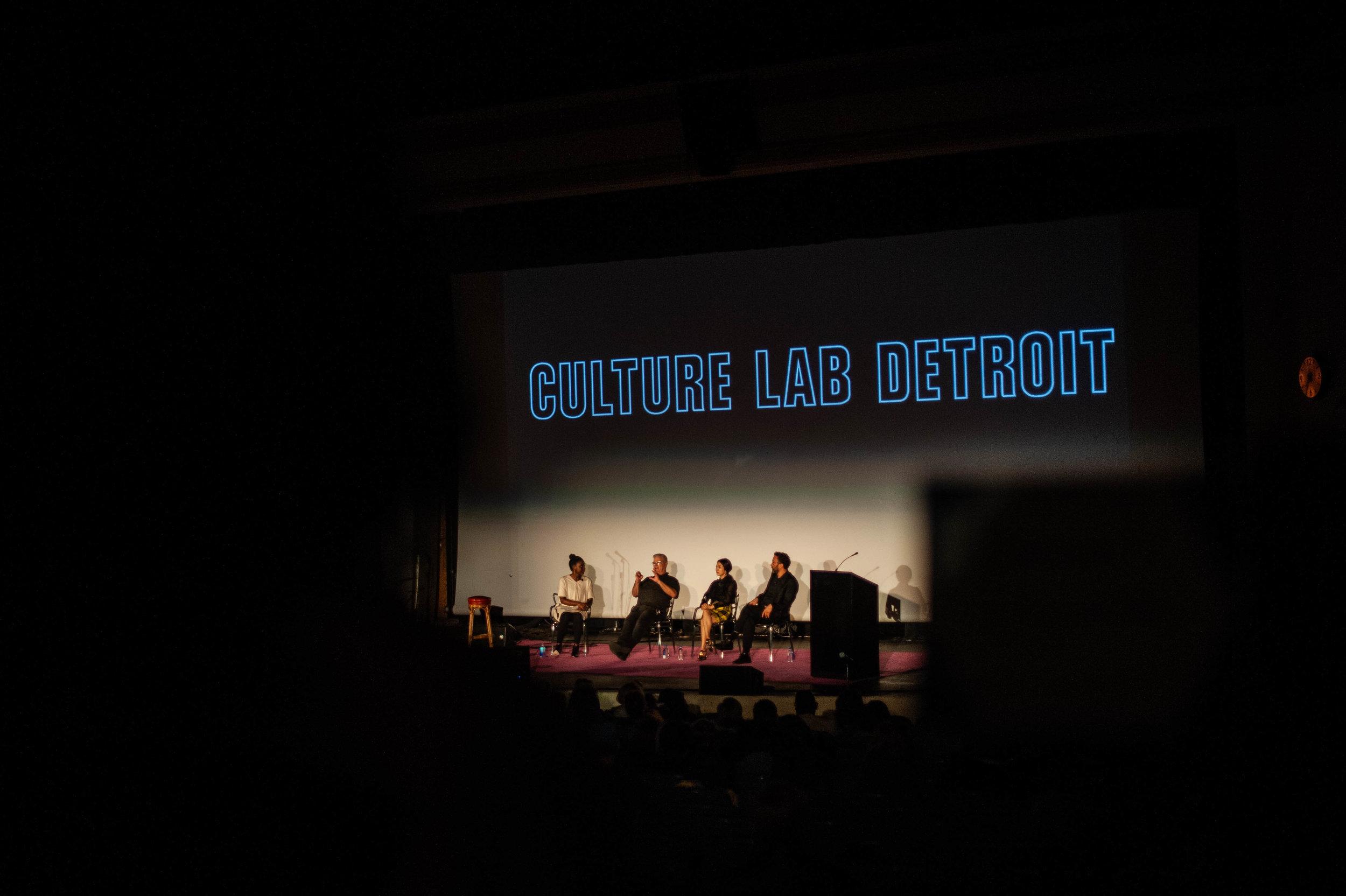 Culture Lab Detroit
