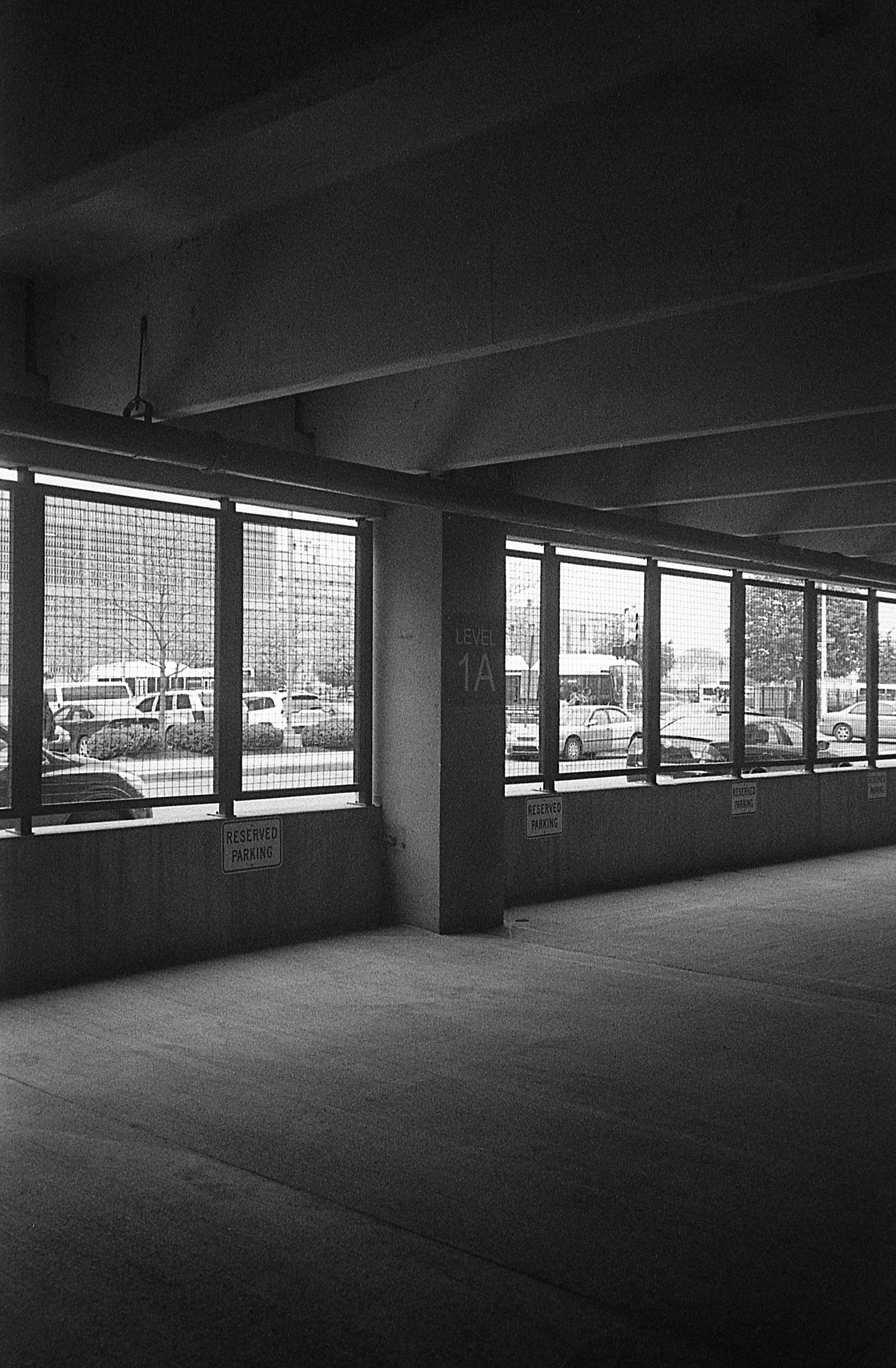 NikonL35AF Fresh Kodak Trix 400 Developed with Starbucks Veranda Blend Instant Coffee
