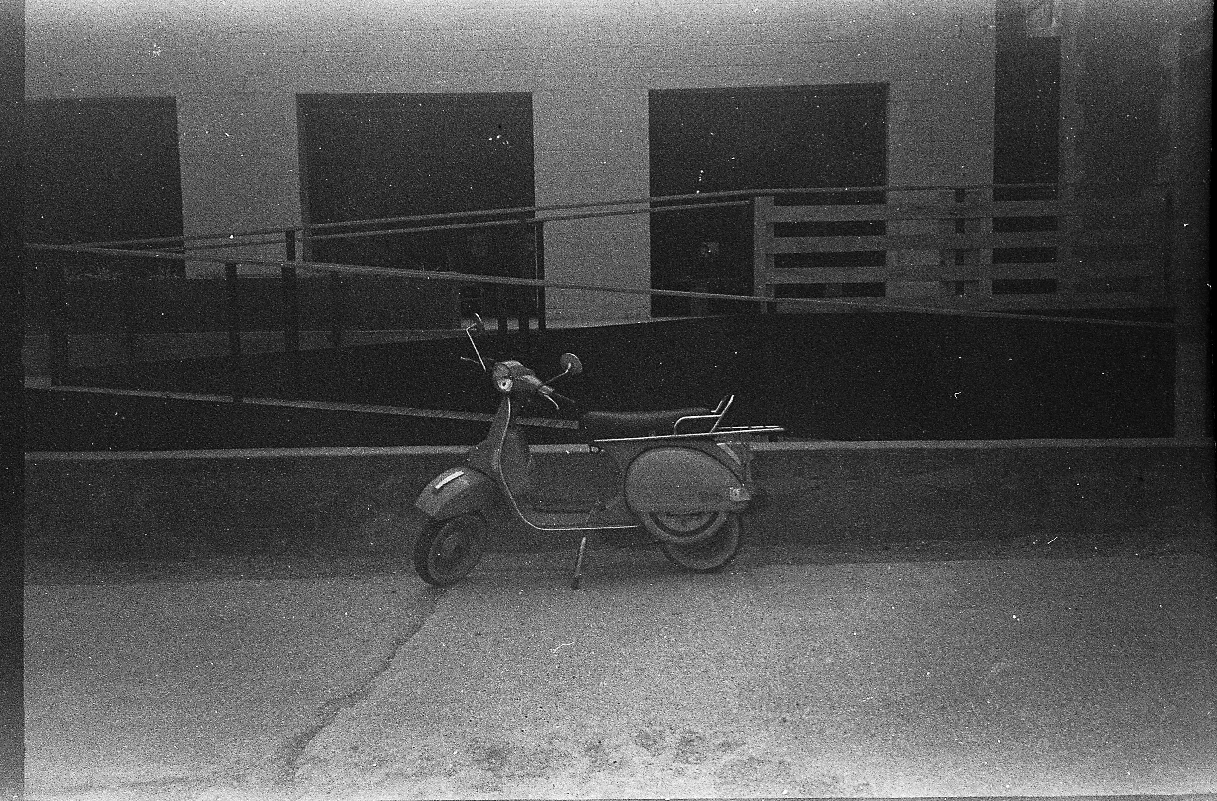 NikonL35AF Fresh Lomography Lady Gray developed with Anthology's Coffee from Detroit, MI.