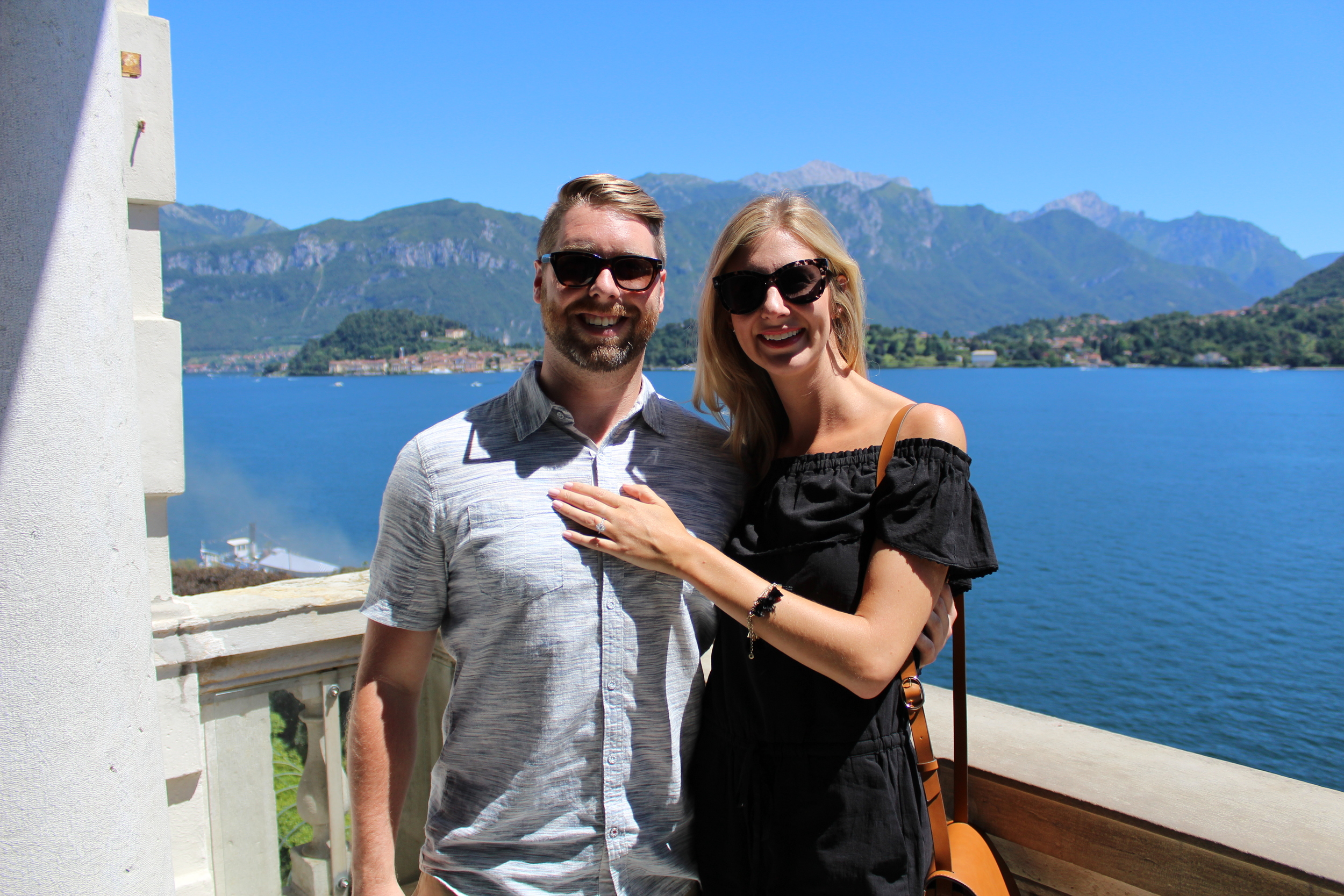 More details on our engagement and staying in lake como soon to follow in travel.