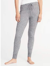 sweater knit lounge leggings
