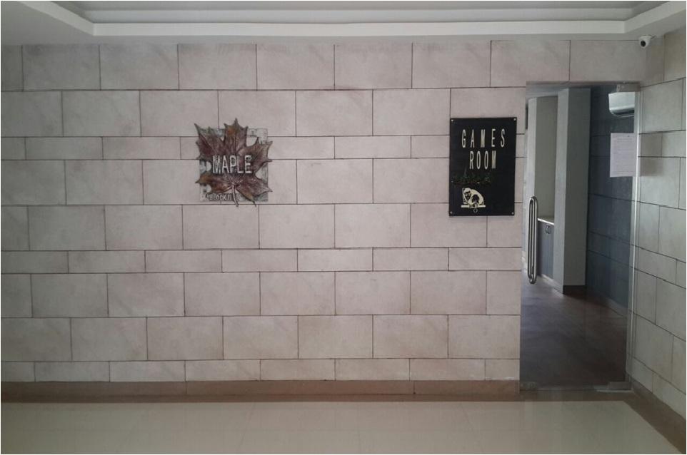 Games Room Entrance