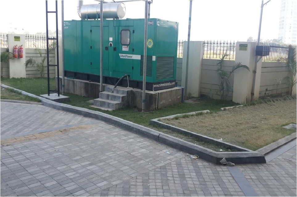 Genset - Commissioned
