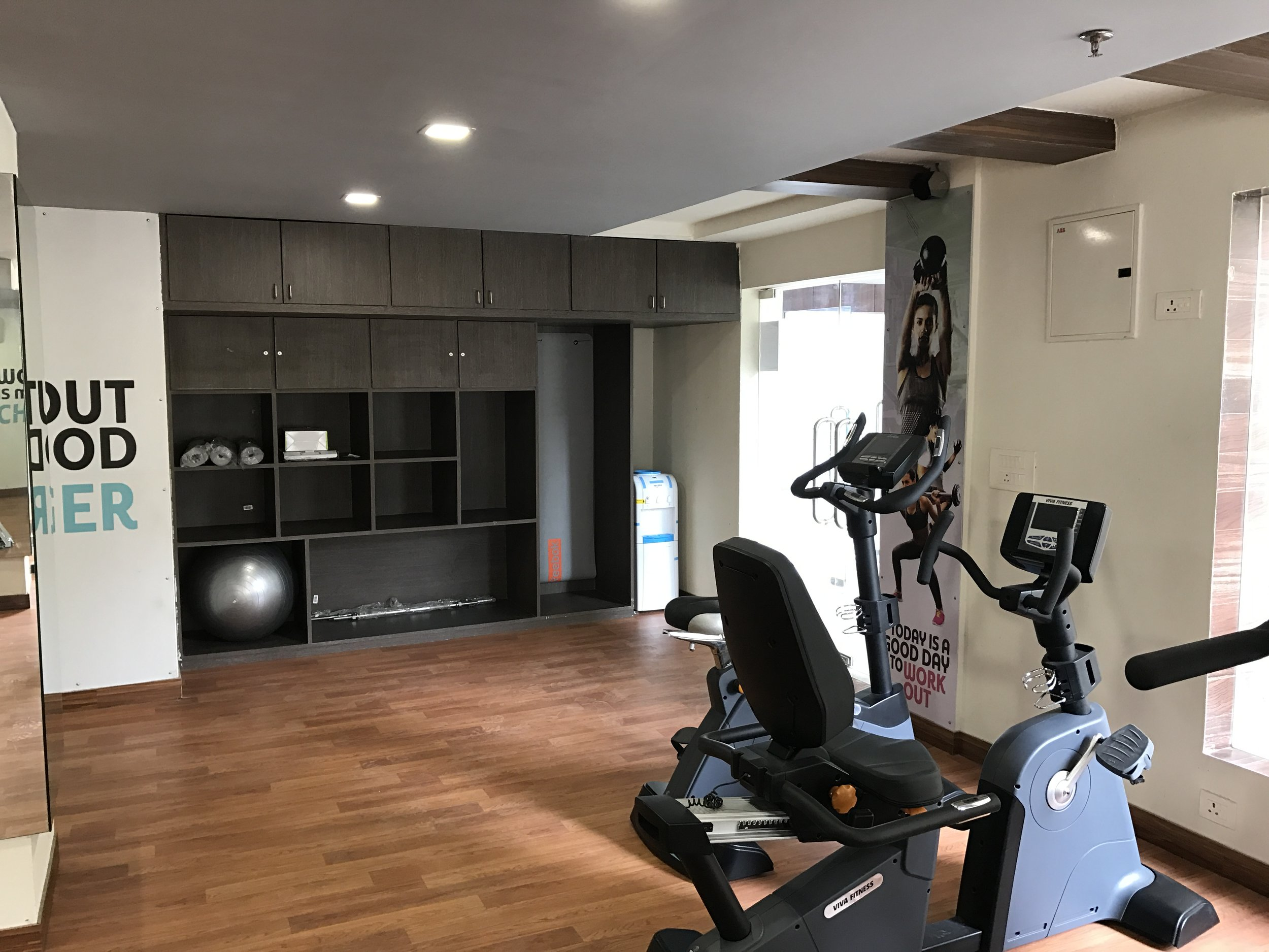 Gym - Actual View