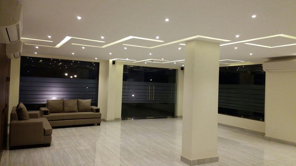 Multi Purpose Hall - Evening View