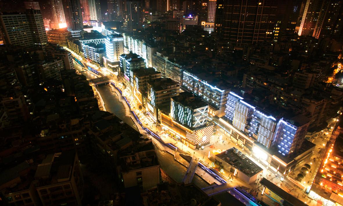 Shixi Road Riverfront