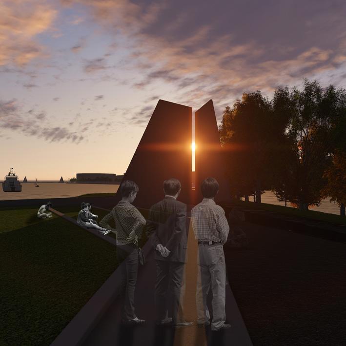 MH-17 Memorial Park