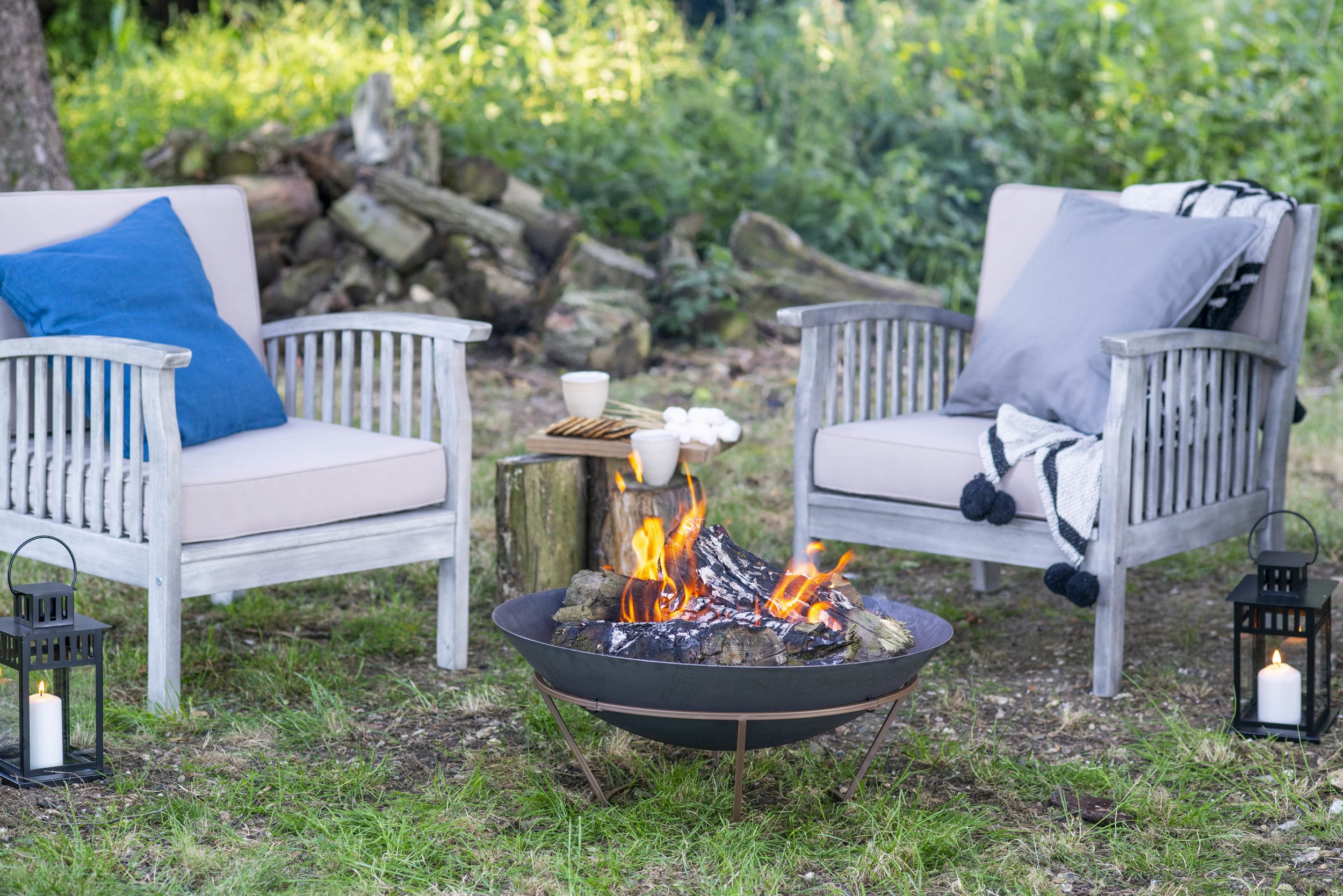 Styling of Outdoor Living