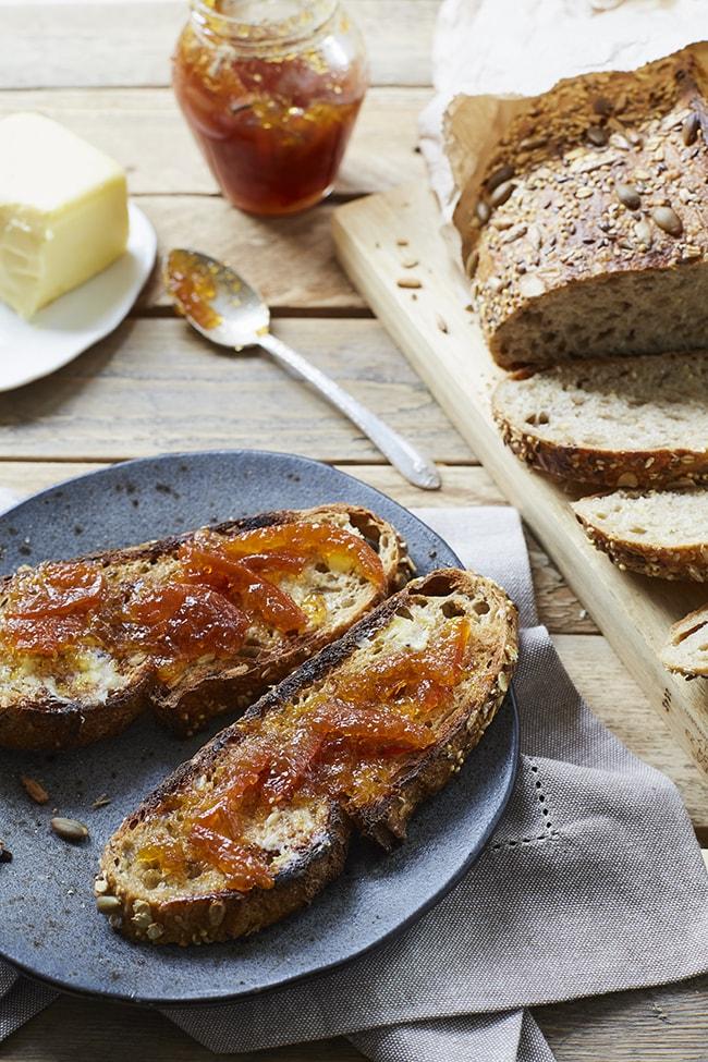 Marmelade Toast