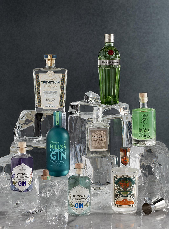 Gin on Ice