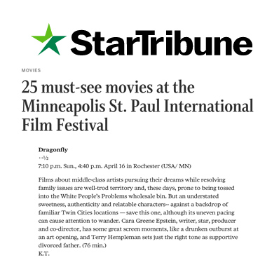 """""""25 must-see movies at the Minneapolis St. Paul International Film Festival"""