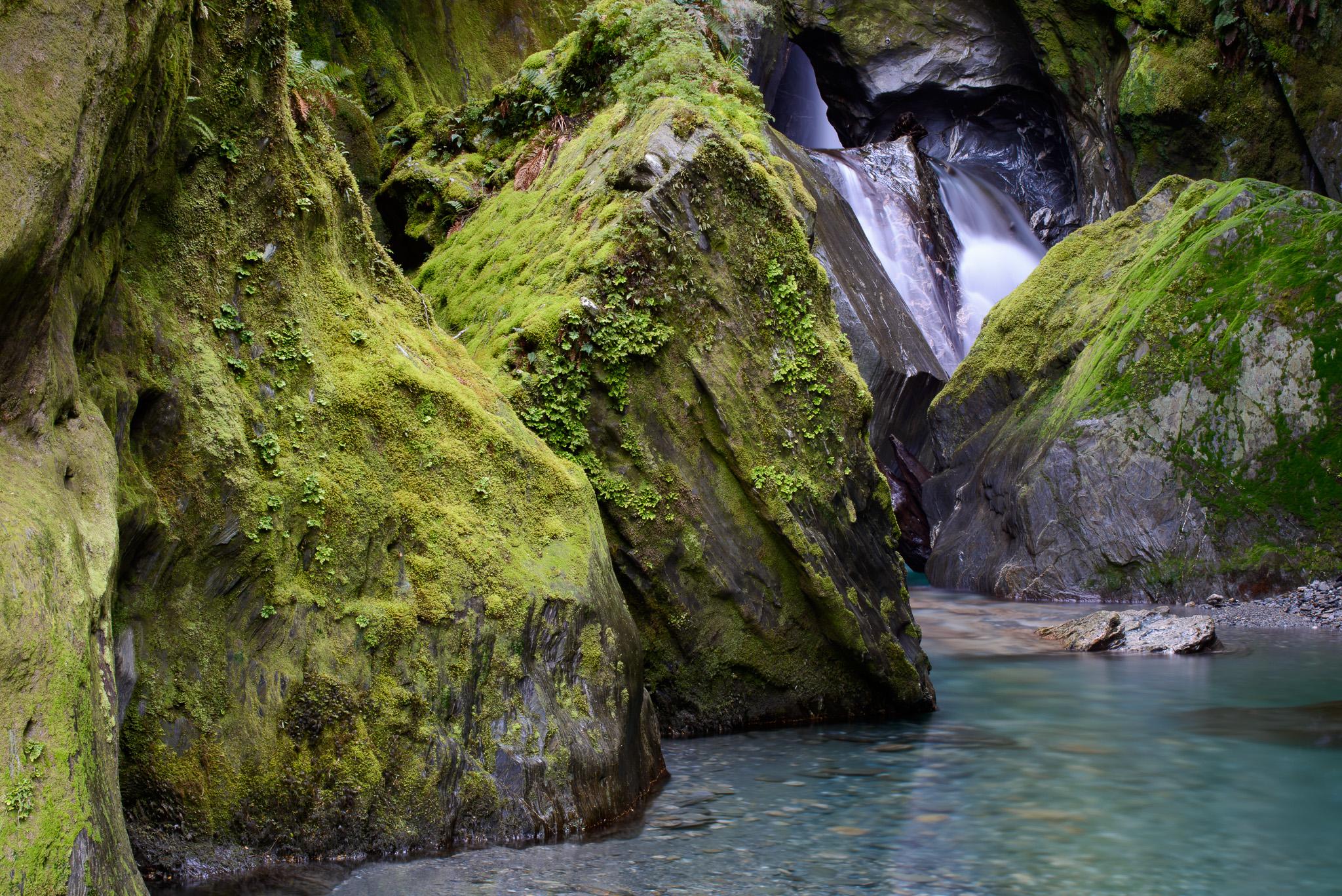 Haast Pass, South Island, New Zealand