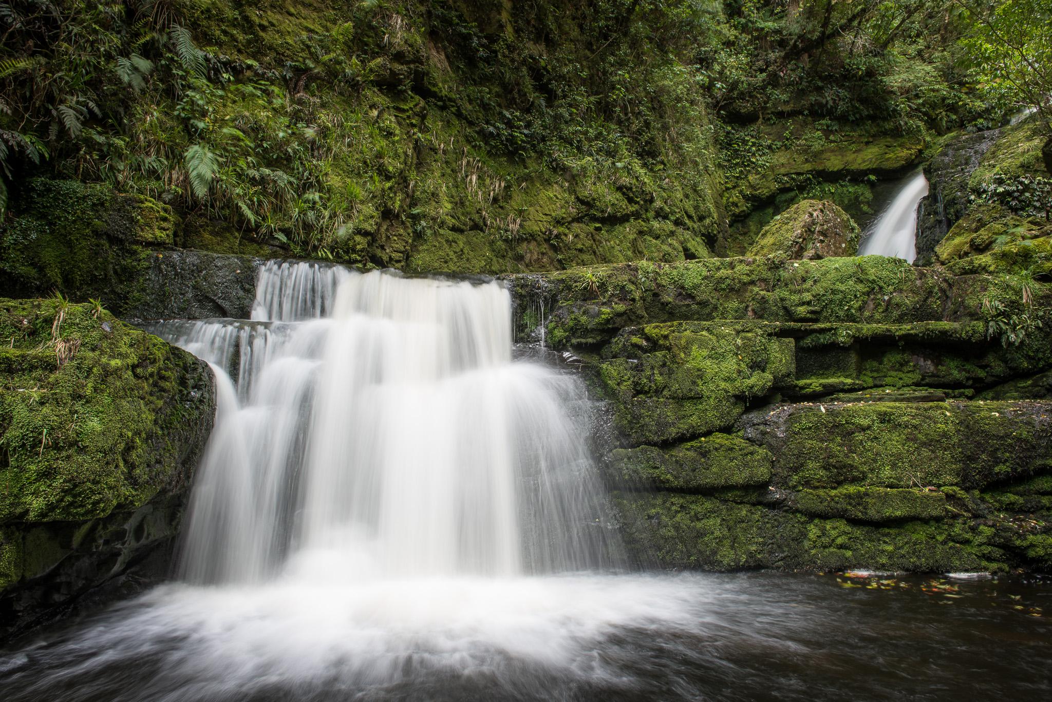 Mc Lean Falls, The Catlins, New Zealand