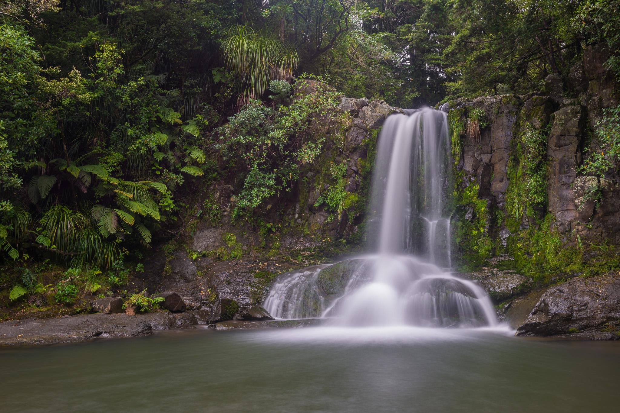 Waiau Falls, New Zealand