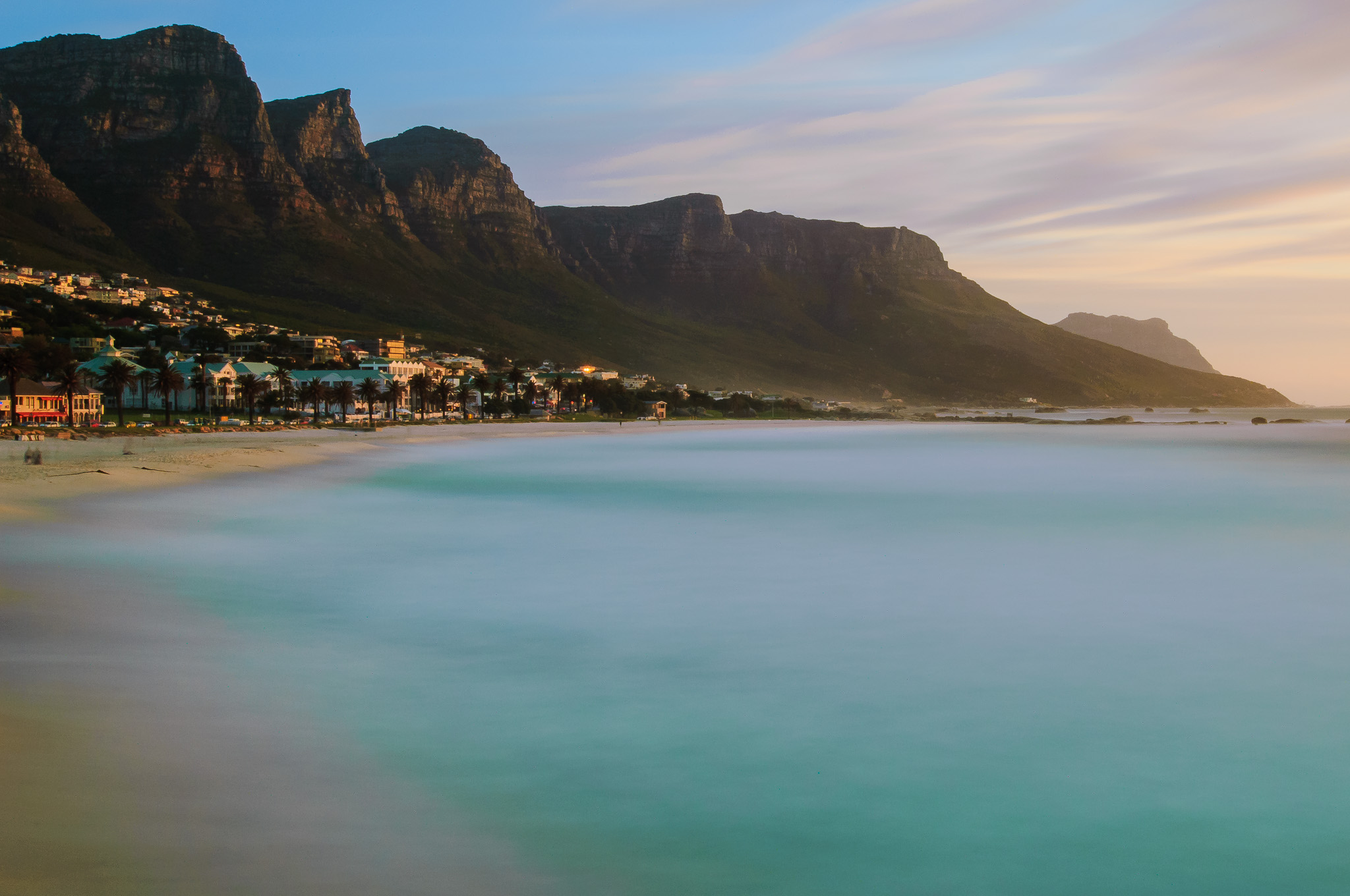 Twelve Apostles, Camps BAy, Cape Town, South Africa