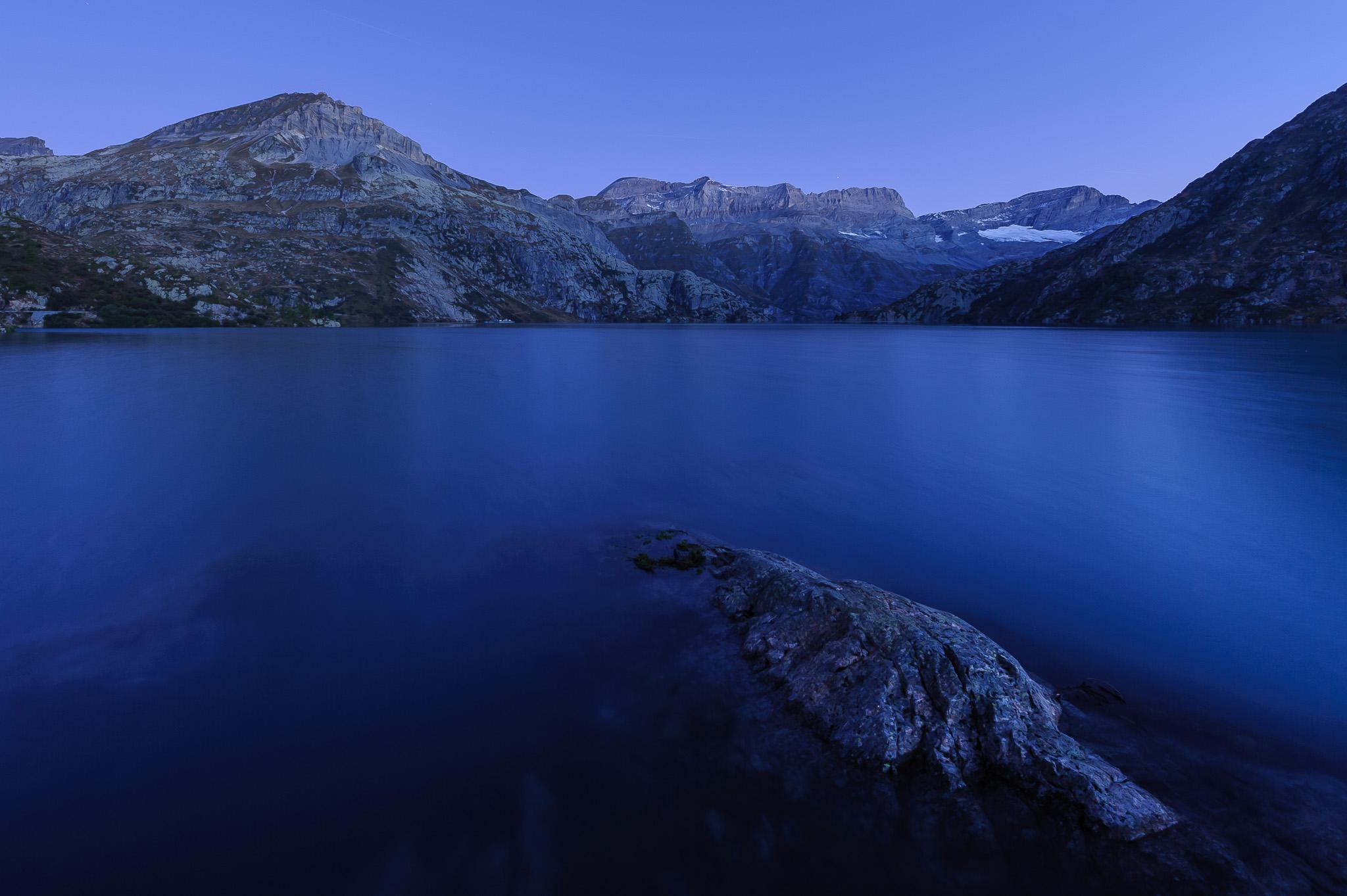 Barrage d'emosson, Valais. Switzerland