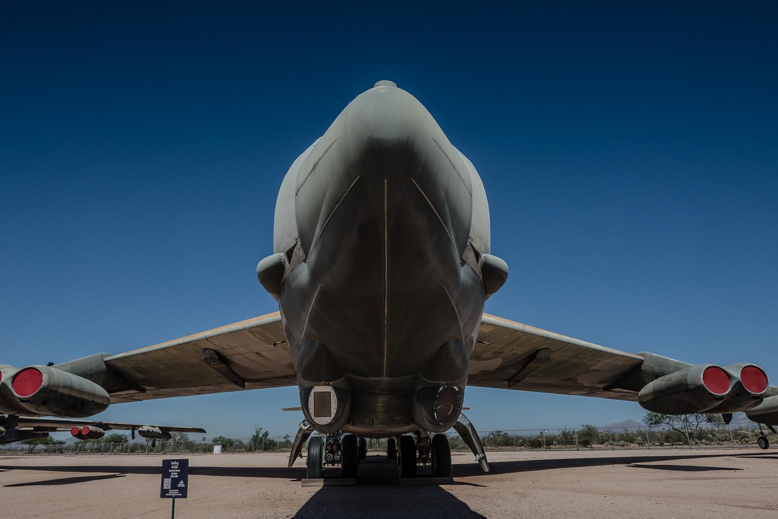 Boeing B-52G Stratoforteress, Pima Air & Space Museum , Tucson, USA
