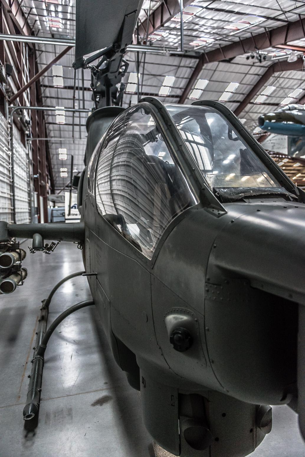 Bell AH-1 Cobra, Pima Air & Space Museum , Tucson, USA