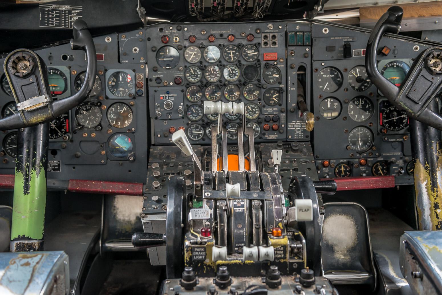 Flight Simulator, Pima Air & Space Museum , Tucson, USA