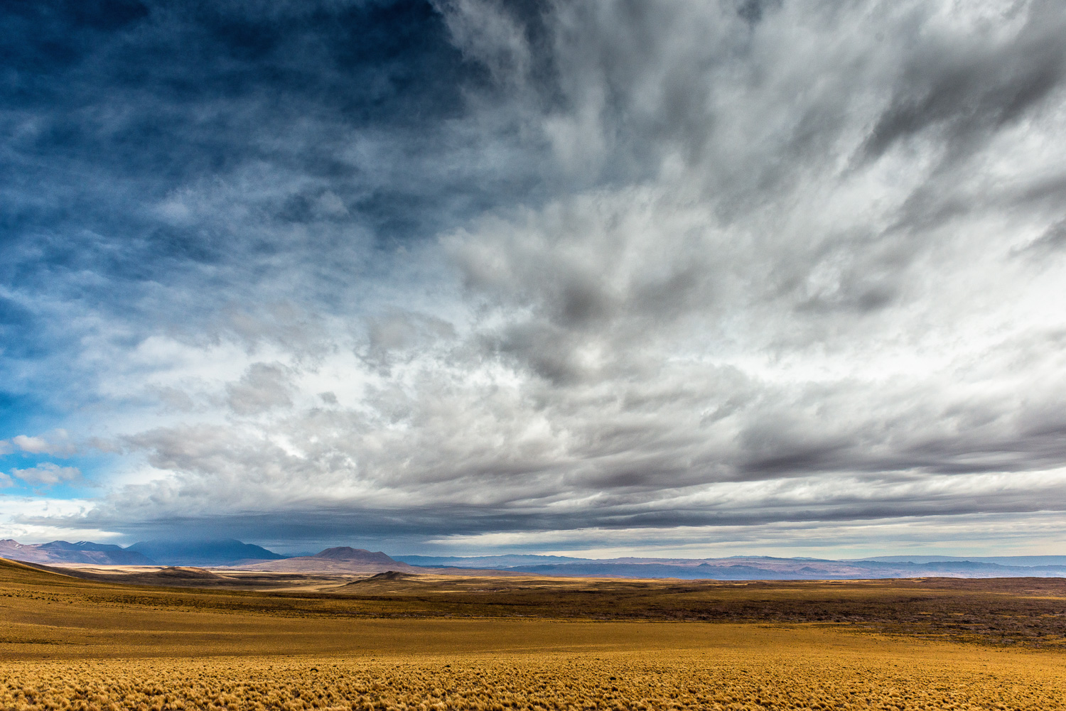 Clouds, Altiplano, Socaire, Chile