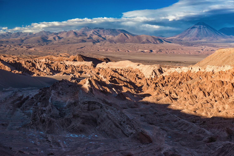 Valle de la Muerte, Atacama Desert, Chile