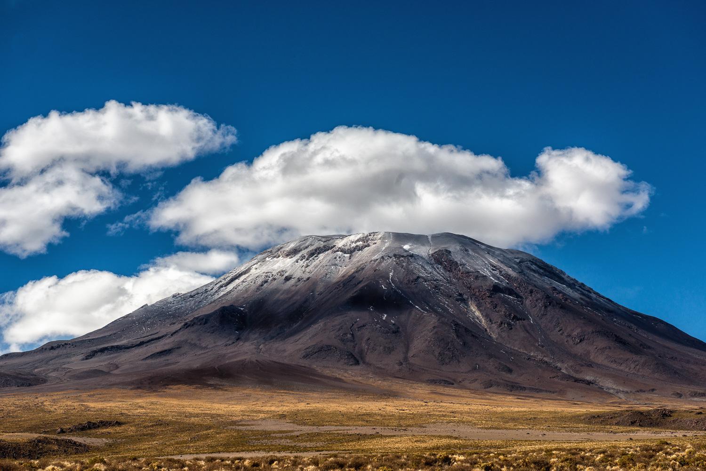 Volcan Lascar, Andes, Last Eruption 2007, Chile, 5154m