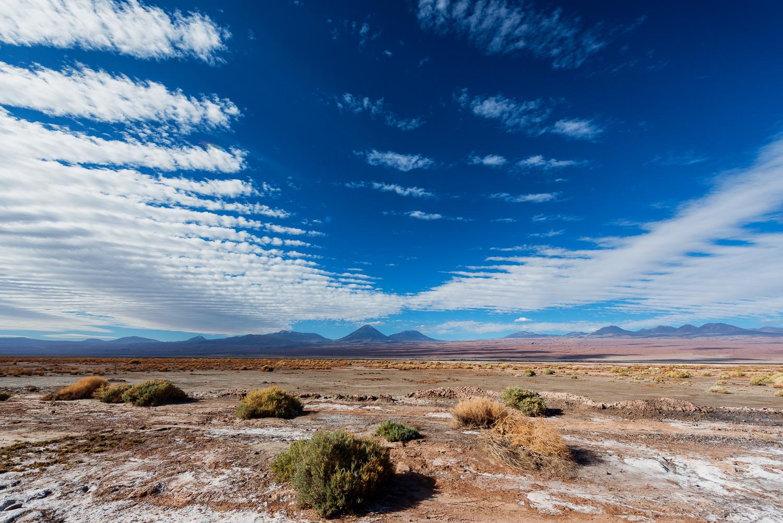 Volcan Licancabur, Andes, Chile, 5920m