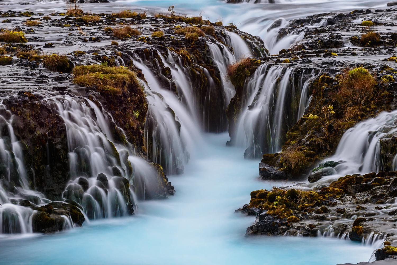 Bruarfoss, Brekkuskógur, Iceland