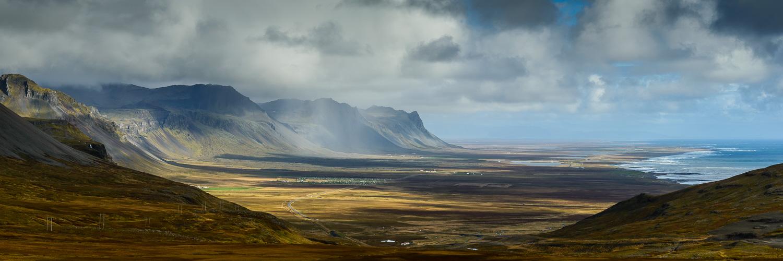 Búðir, Snaefellsnes Peninsula, Iceland