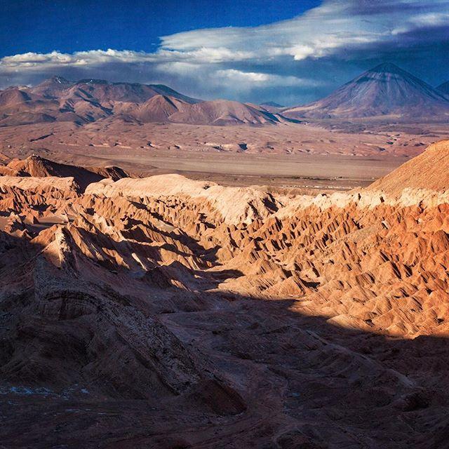 Vallee de la Luna, Atacama Desert, Chile