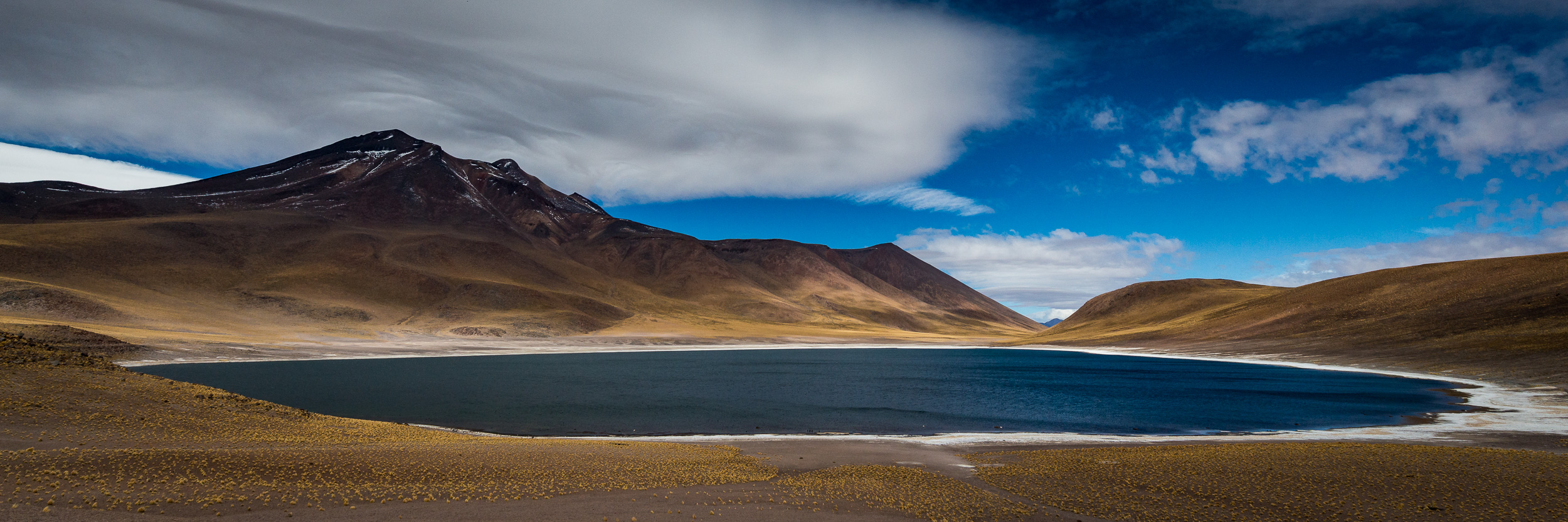 chile - 4158 m