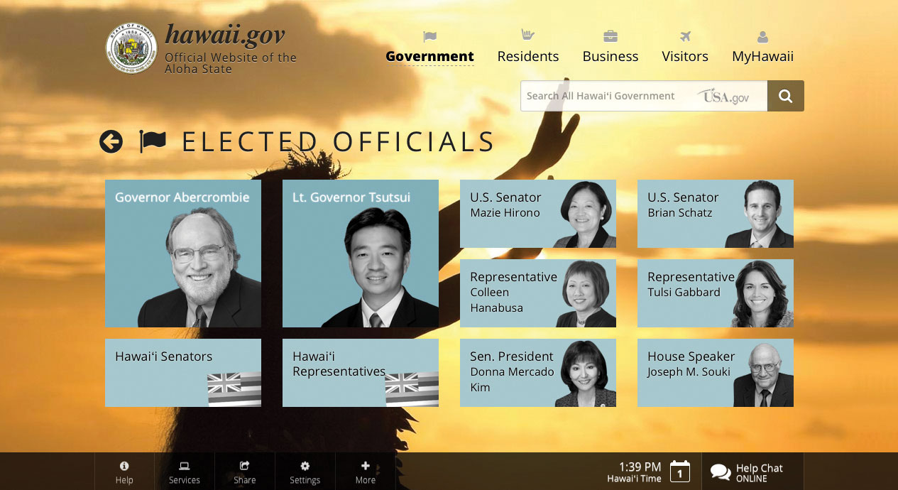 EHAWAII.GOV