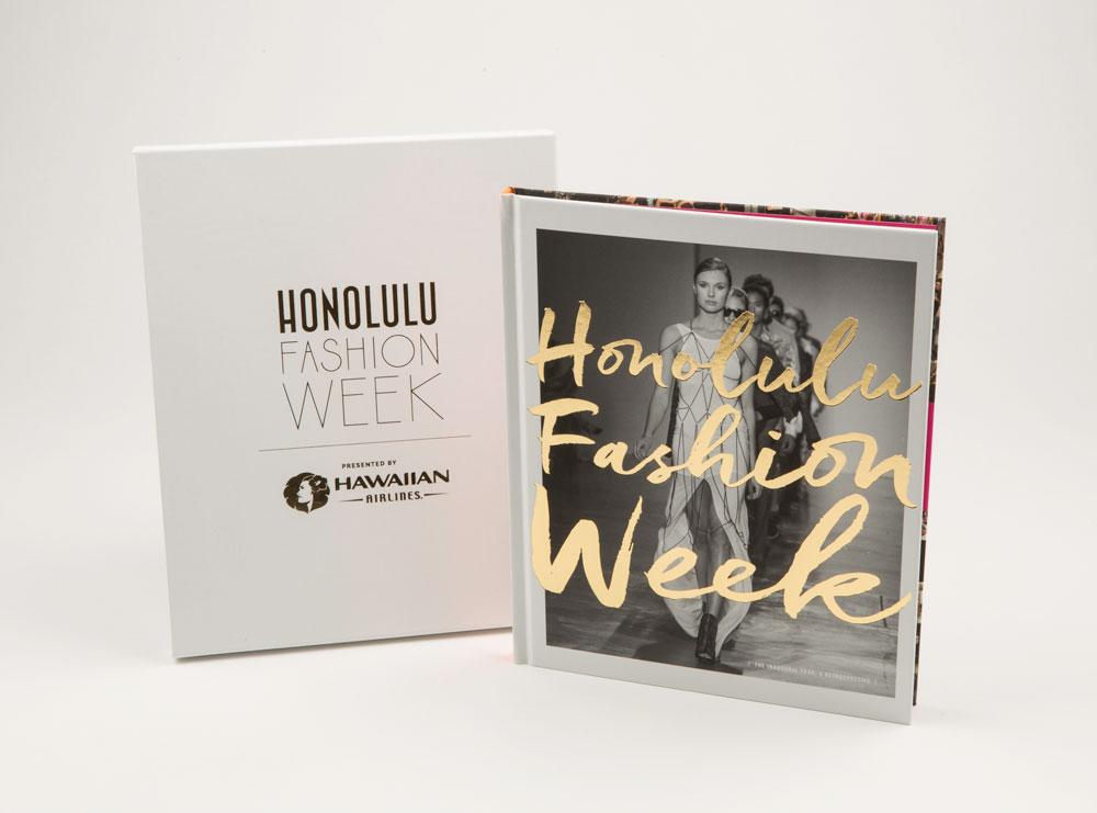 HONOLULU Fashion Week Book