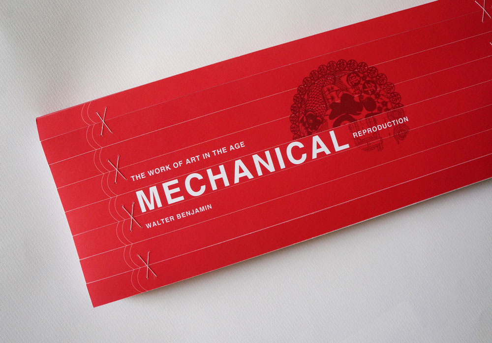 THE MECHANICAL REPRODUCTION OF ART