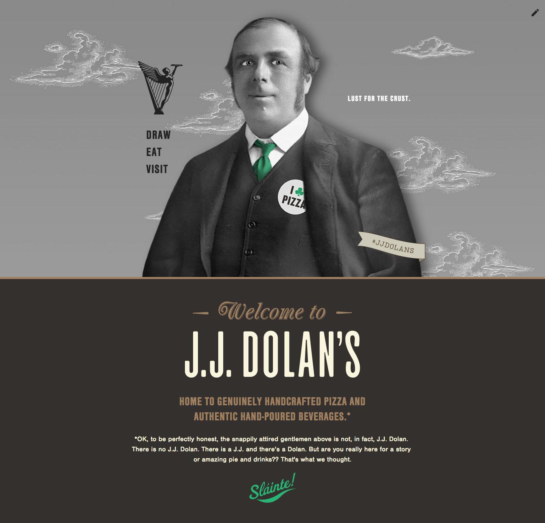 JJ Dolan's Website