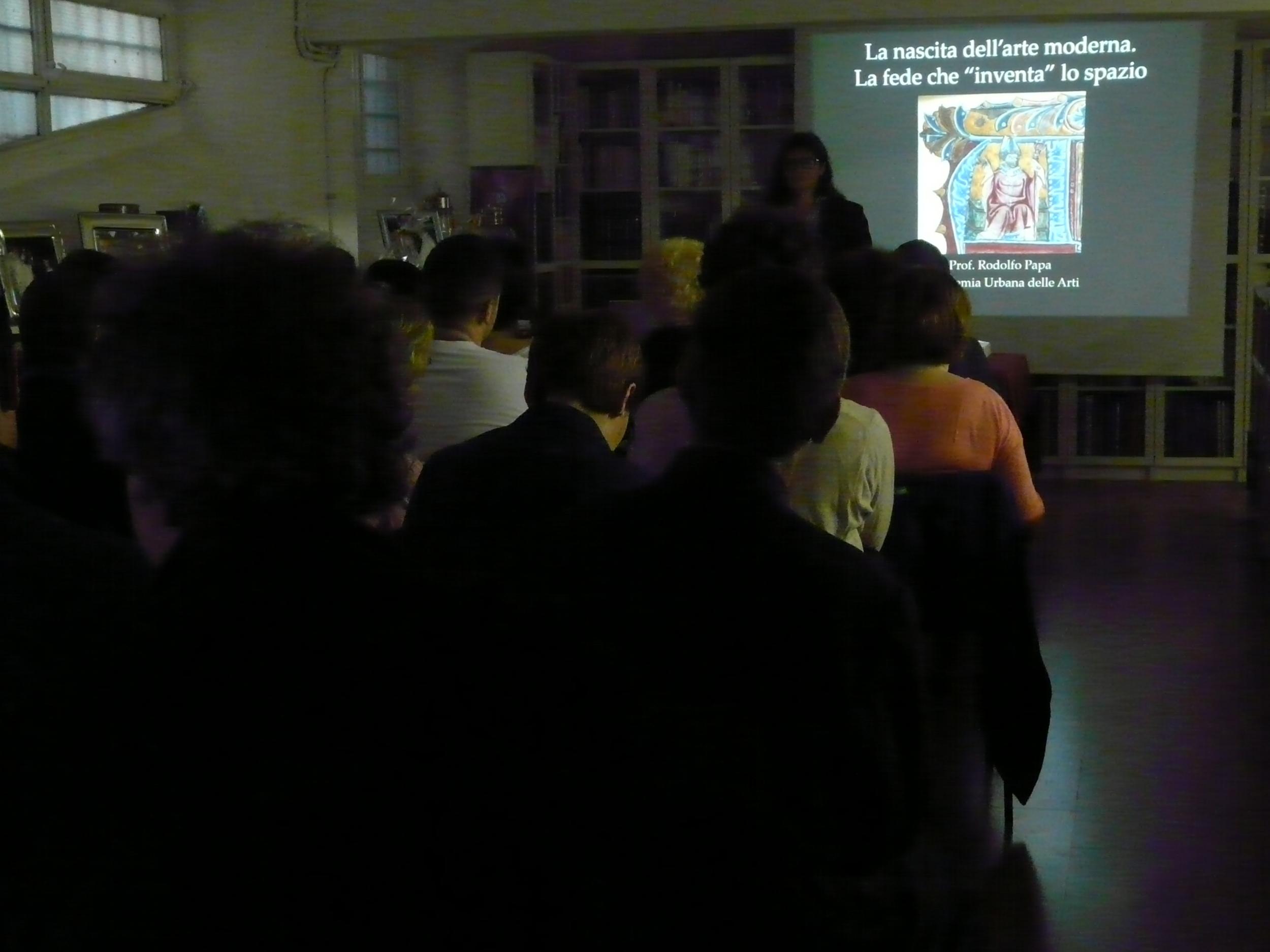 Corso di Arte Sacra - Accademia Urbana delle Arti.