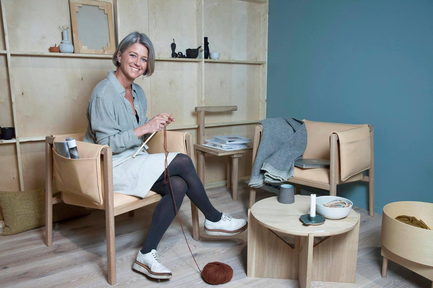 Hamskiftet: fra shabby chic til designfestival - Intervju for Tidsskriftet Kunsthåndverk, nr. 2 - 2016