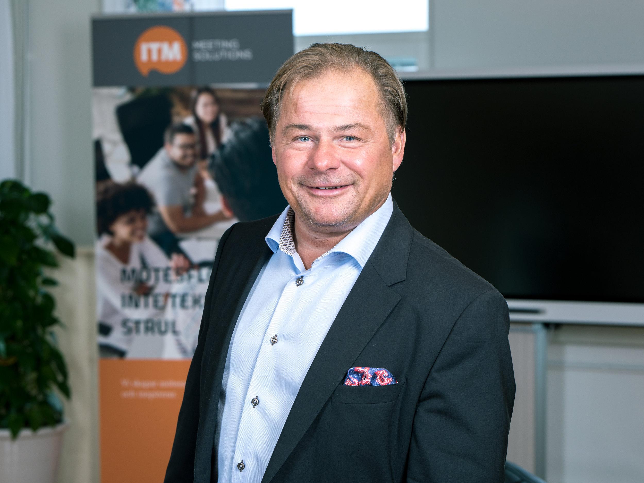 Johan Kinnerfors - VD, ITM Meeting Solutionsjohan.kinnerfors@itmab.se+46 708-52 95 19